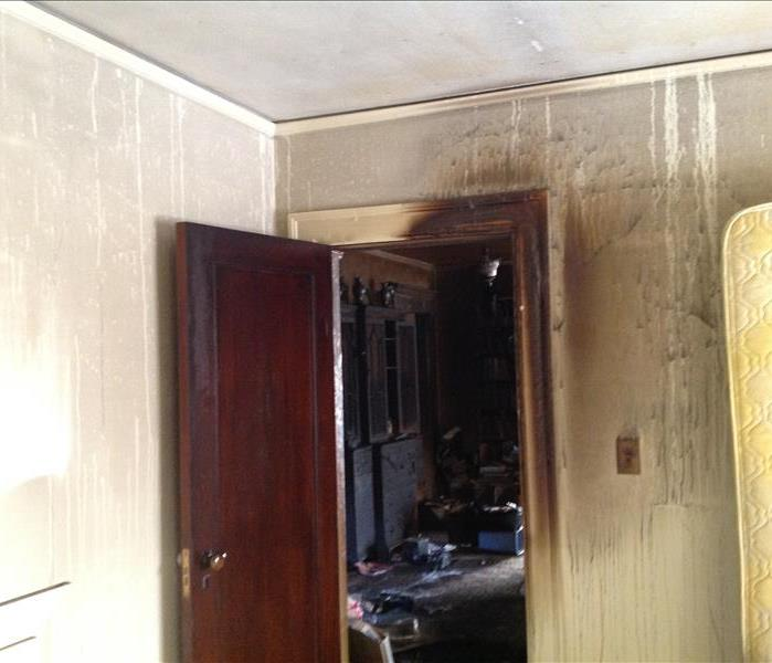 Fire Damage Tri Cities Smoke and Soot Cleanup