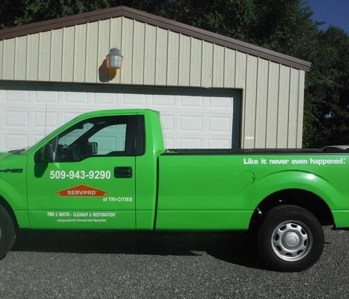 General For Immediate Service in Tri Cities, Call SERVPRO